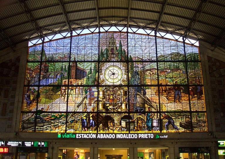 Bilbao Estacion de Abando