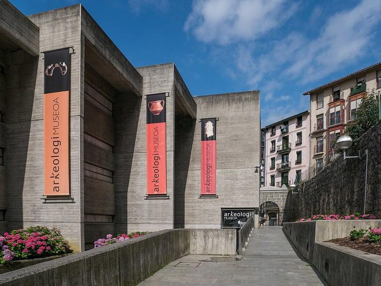 Museo Arqueológico, Bilbao