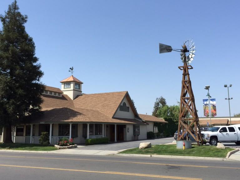 24th Street Cafe, Bakersfield