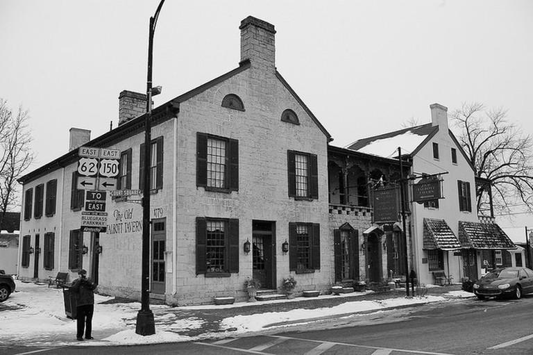 Talbott Tavern, Bardstown
