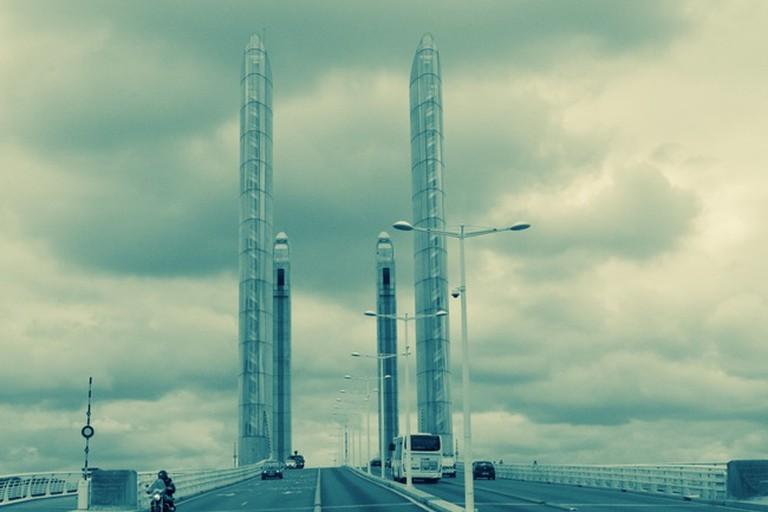 Jacques Chaban Delmas Bridge