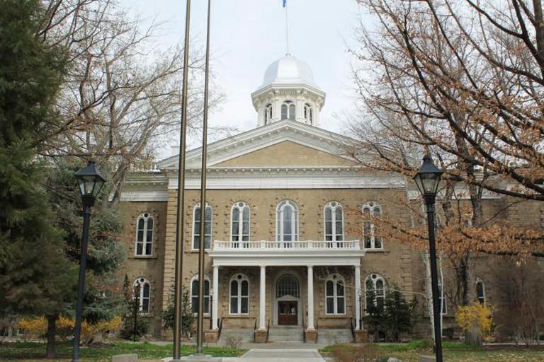 State Capitol, Carson City