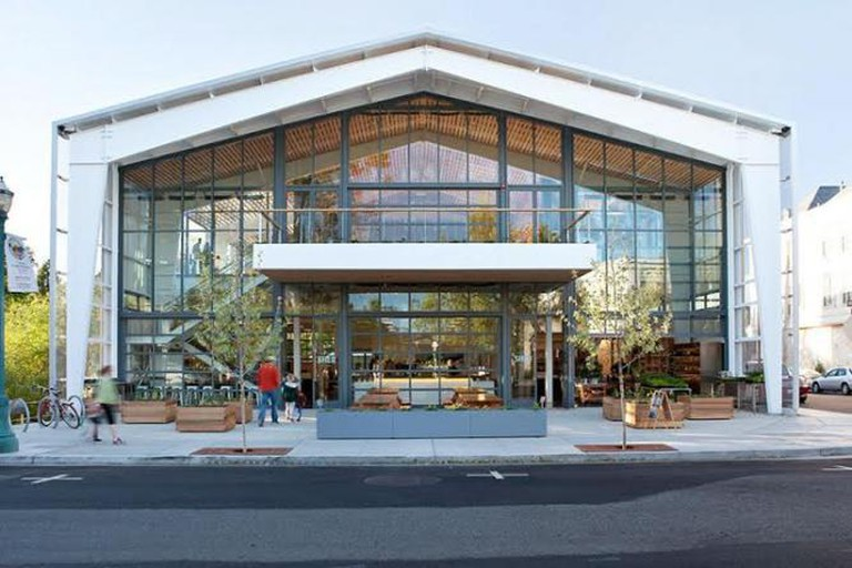 The SHED café and market in Healdsburg
