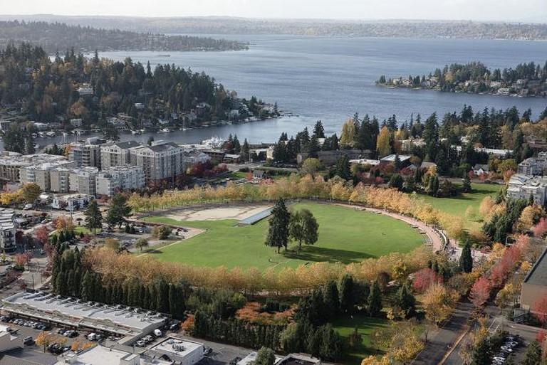 Downtown Park, Bellevue