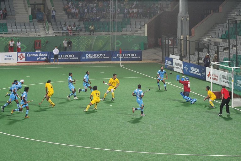 Major Dhyan Chand Stadium