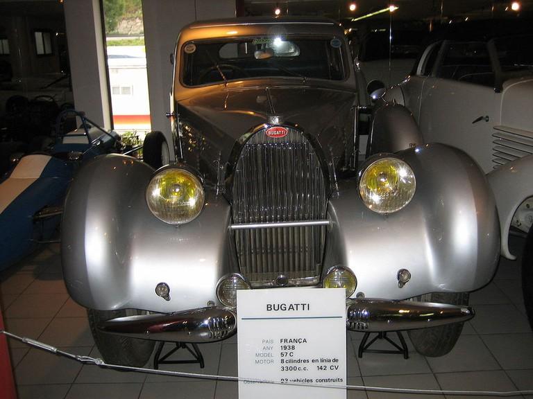 Museu Nacional de l'Automòbil, Andorra