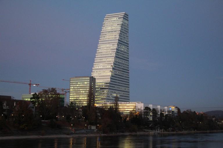 Roche Tower, Basel
