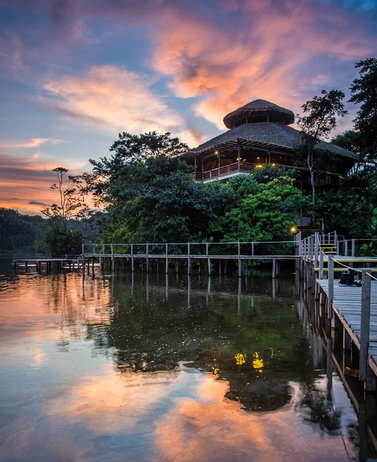 La Selva Amazon Ecolodge & Spa, Garzacoha
