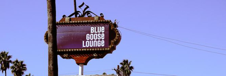 The Blue Goose Lounge