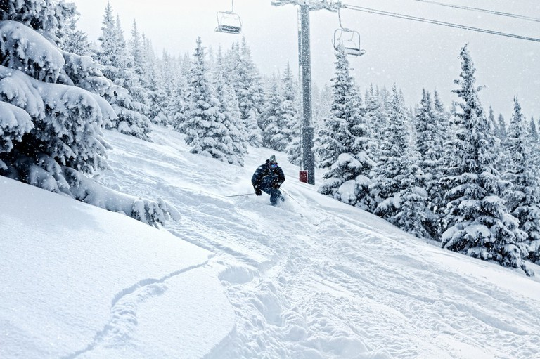Vail's Ski Resort