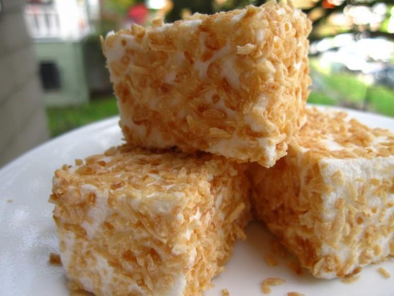 Roasted Coconut Marshmallow