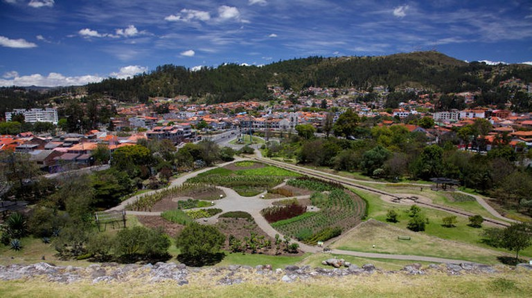 Gardens of Pumapungo, Cuenca