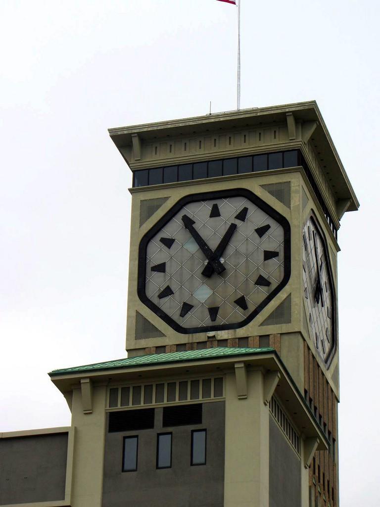 Allen-Bradley Clock, Milwaukee, Wisconsin