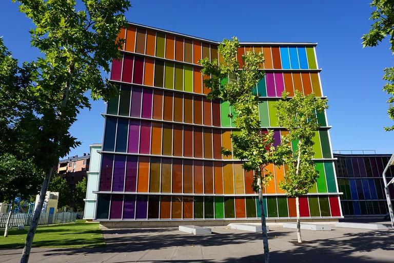MUSAC - Museo de Arte Contemporáneo de Castilla y León, Spain