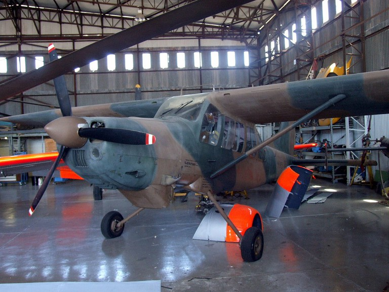 AM-3C Bosbok 920