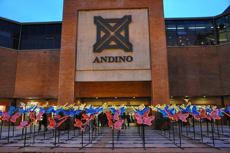 Andino Mall in Bogota