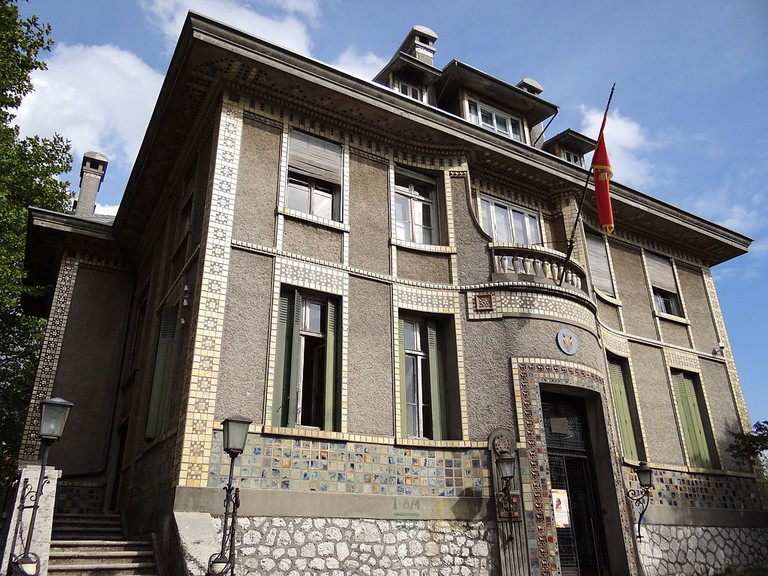 French Embassy Cetinje