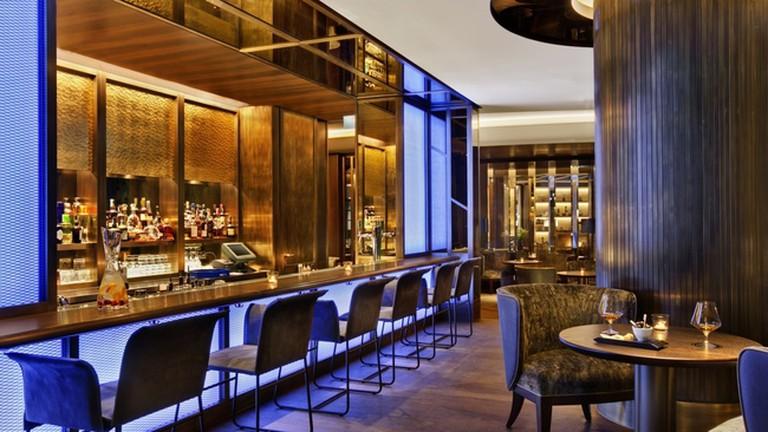 Blue Fox: The Bar