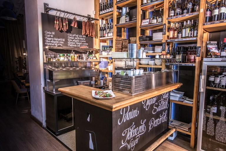 Palack Wine Bar, Budapest