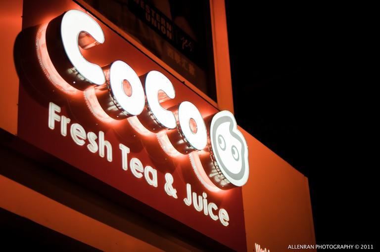 Coco Milk Tea