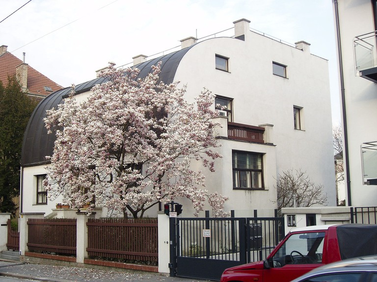 AdolfLoos' house in Hietzing