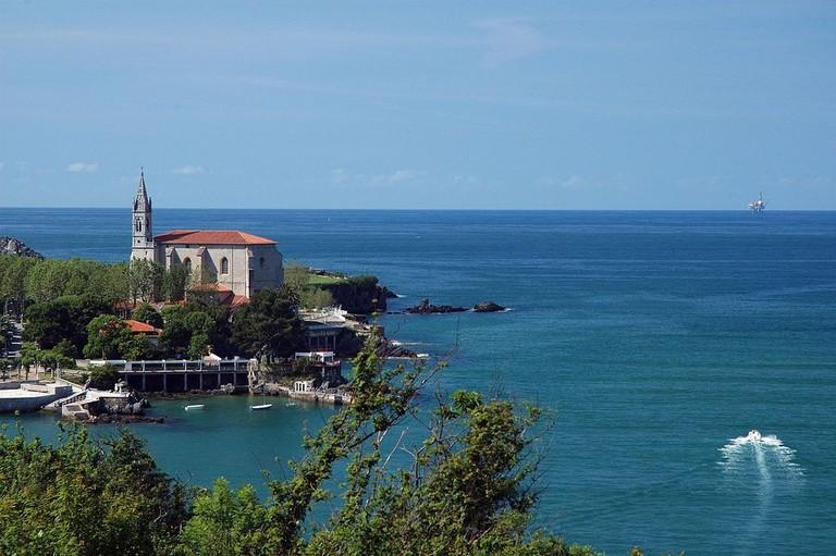 Santa Maria Church, Mundaka, Basque Country