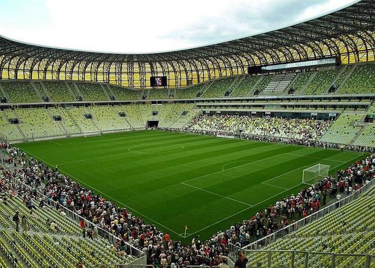 Stadion Energa, Gdańsk