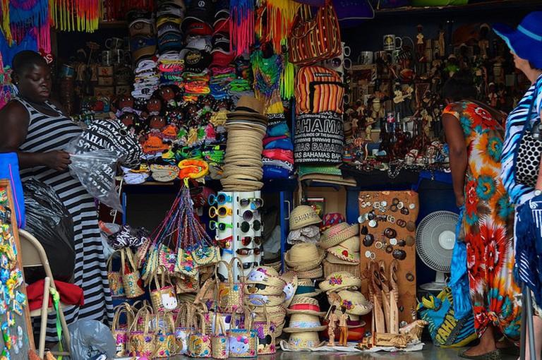 Straw Market in Nassau