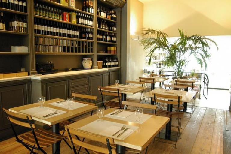 De Broers van Julienne restaurant interior