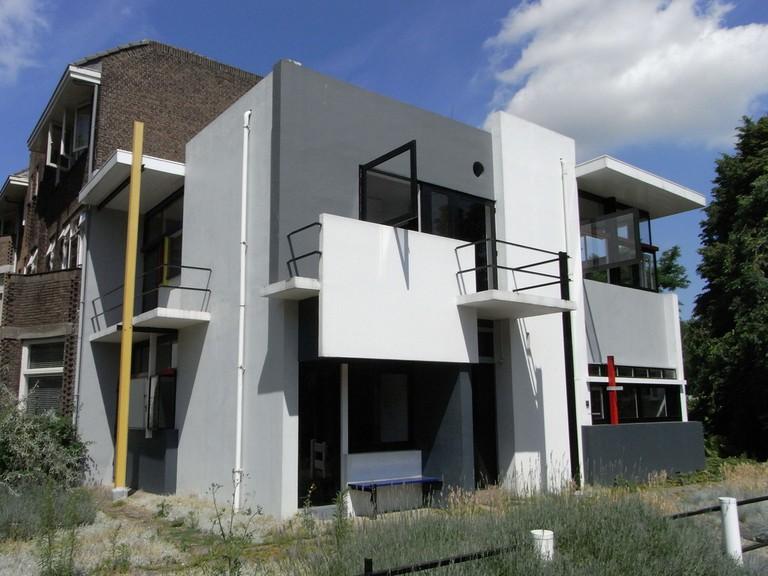 Rietveld Schröder House, Utrecht