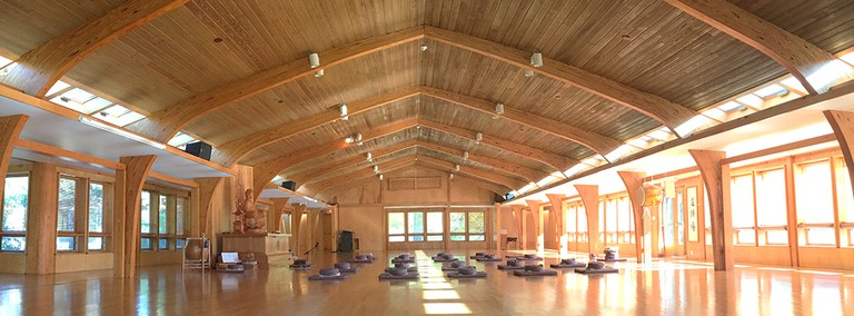 Dharma Drum Retreat Center, Pine Bush
