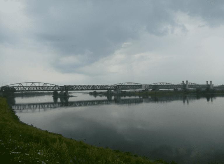 The Bridge in Tczew