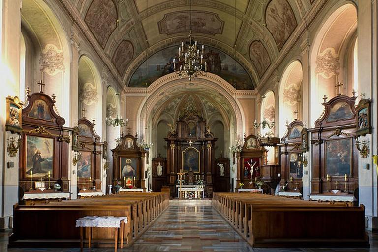 Sanctuary inRywałd