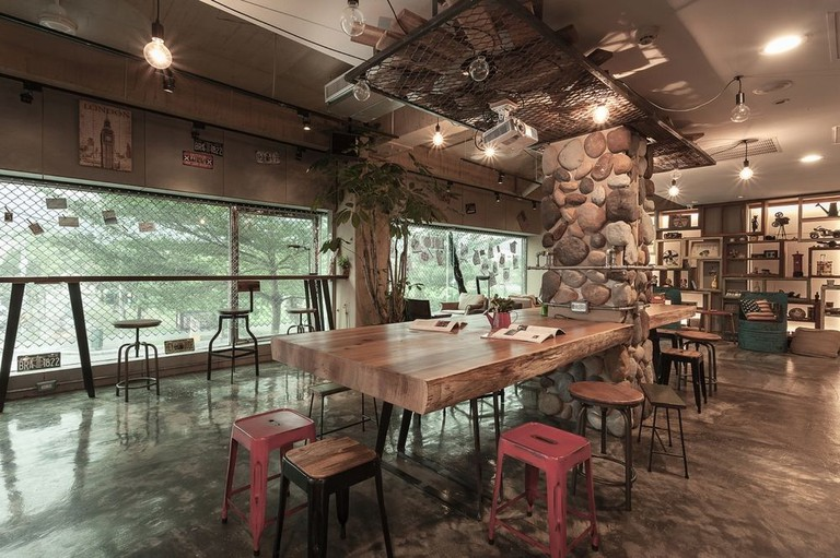 Quirky comfort at Hualien WOW Hostel