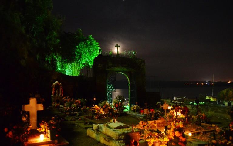 Pátzcuaro Cemetery