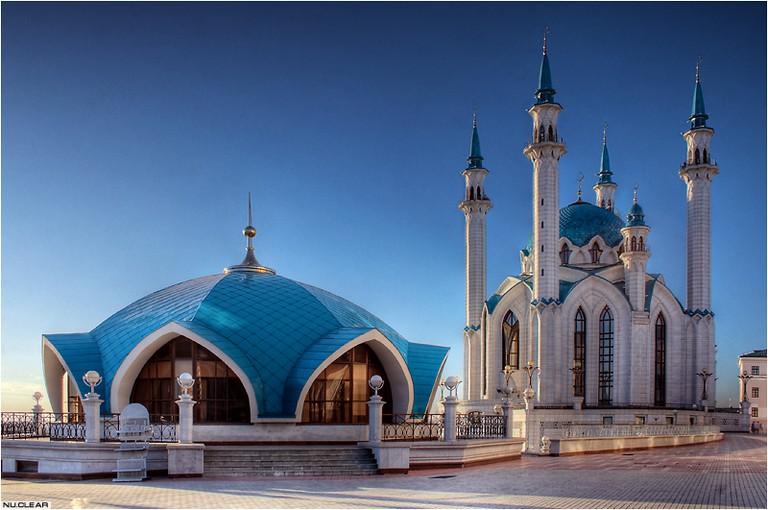 Mosque Kul Sharif