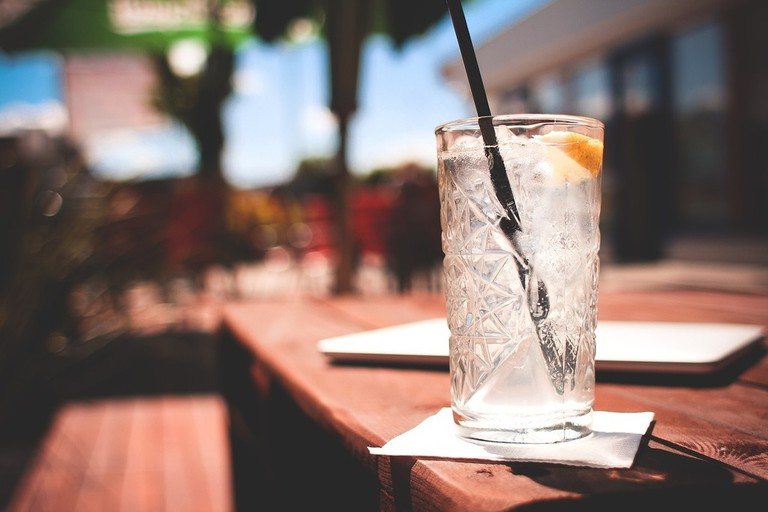 Go for a cocktail in Santander