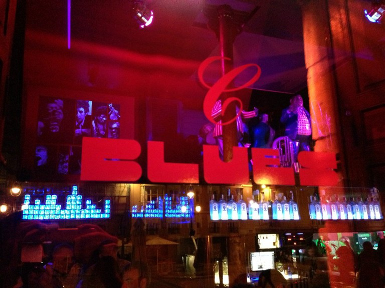 Pub Blues, Santander
