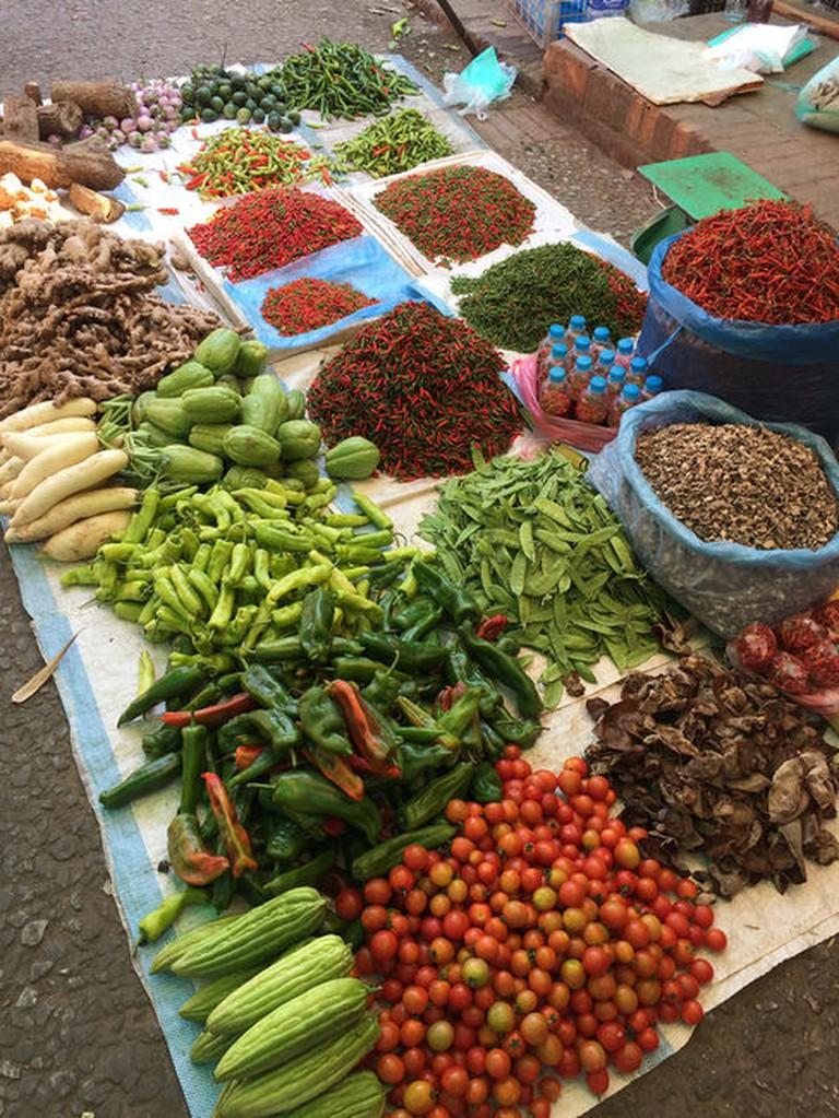 Lao Flavors