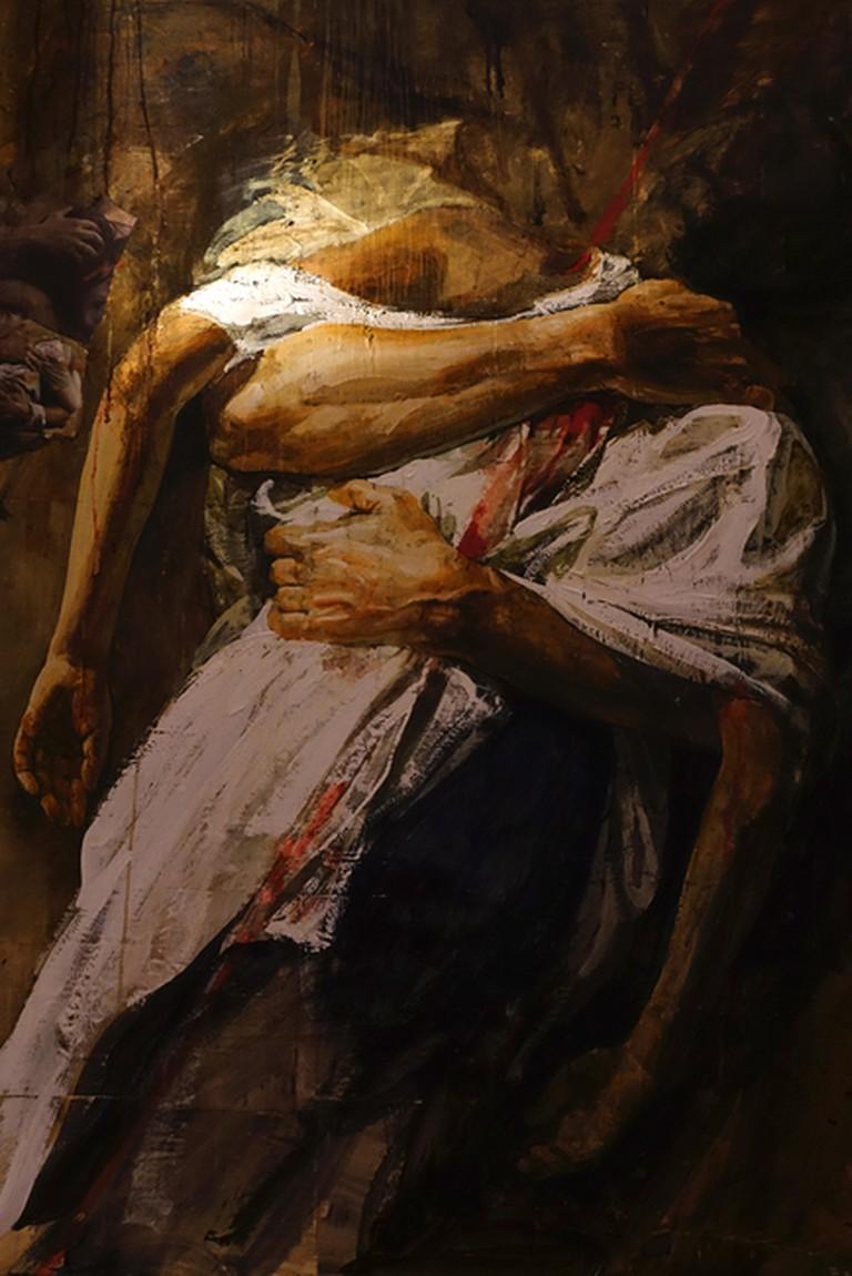 A masterpiece by Safet Zec