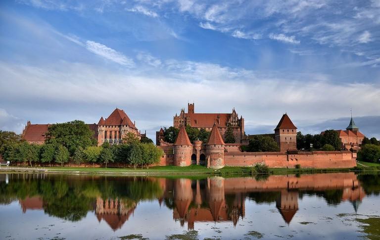 The Malbork Castle