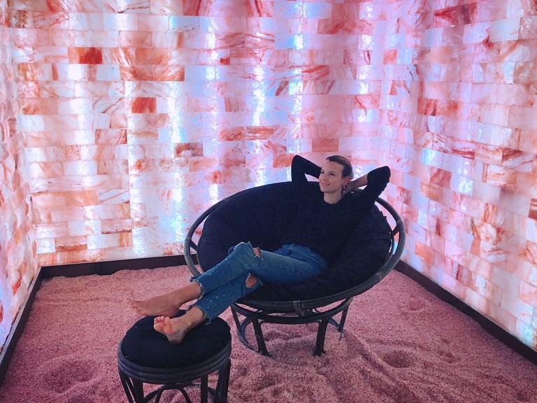Culture Trip Wellness Editor at Modrn Sanctuary, New York, USA
