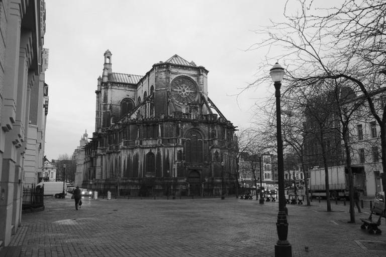 Église Sainte Catherine, Bruxelles