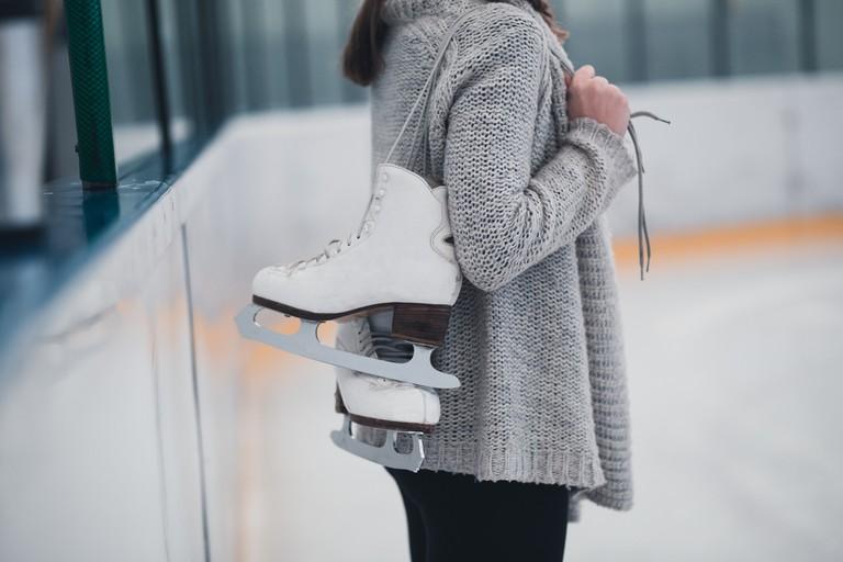 Serious skaters should head to Meiji Jingu Gaien