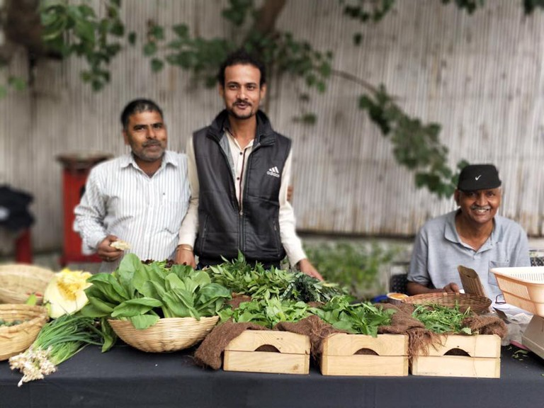 Delhi Organic Farmers' Market