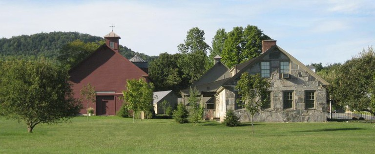 Hall Art Foundation in Vermont