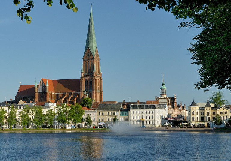 Schwerin Cathedral, Schwerin