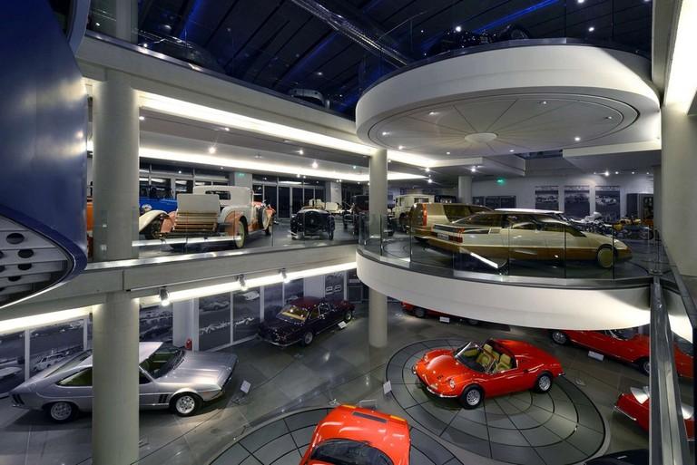 Hellenic Motor Museum, Athina