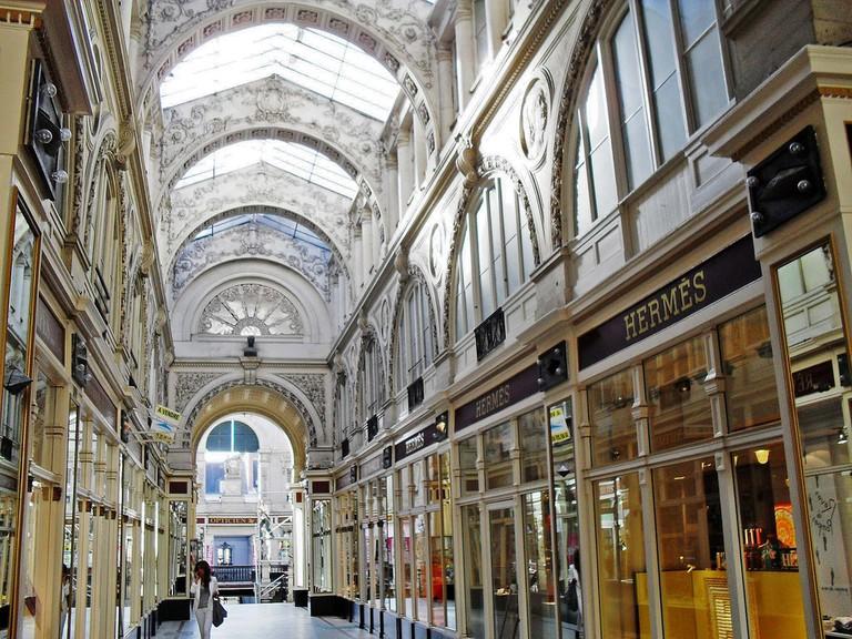 Shopping mall, Nantes