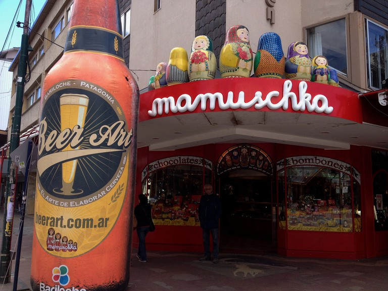 Mamuschka, Bariloche 